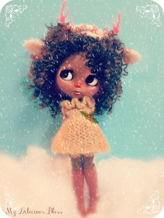 Evangeline the Red Nosed Blythe Dear My Delicious Bliss