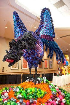 World Balloon Convention sculptures en ballon de baudruche 24   Les sculptures de ballons de la World Balloon Convention   Sculpture photo i...