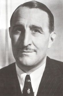 J. Arthur Rank, 1st Baron Rank - one of the founders of Pinewood Studios