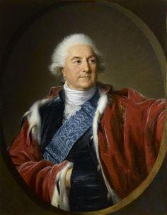 Élisabeth Vigée Le Brun - Stanislas-Auguste Poniatowski, roi de Pologne