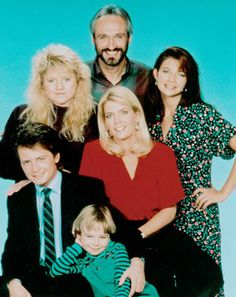 Family Ties - I loved watching this show when I was a kid in the 80s.