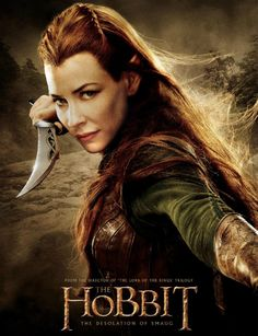Women as Love Objects in 'The Hobbit: The Desolation of Smaug' & 'The Lord of the Rings' | Bitch Flicks written by Booze & Baking (www.boozeandbaking.com) author Amanda Rodriguez