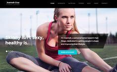 Responsive Fitness WordPress Theme Shape. Seo friendly, mobile interface, Mega…