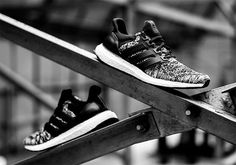 #sneakers #news  A Closer Look At The Reigning Champ x adidas Ultra Boost