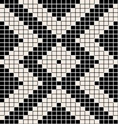 FREE PATTERN : Navajo Quilt Inspiration. maybe for tapestry crochet