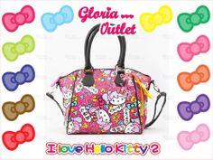 Hello Kitty Japanimation Crossbody Bag  ShoulderBag   handbag   wallet  37657f90471f2