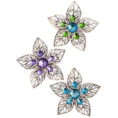 Evergreen Enterprises, Inc Jeweled Flower Screen Savers