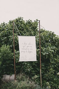 Sarah and Josh held their chic country wedding in a tobacco shed with beautiful styling, gorgeous flowers and delicious food Feast Of Love, Wedding Signage, Wedding Banners, Polka Dot Wedding, Canvas Signs, Wedding Events, Weddings, Letter Board, Dream Wedding
