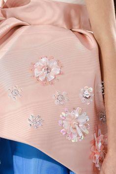 skaodi: Details from Delpozo Spring/Summer 2016. New York Fashion Week.