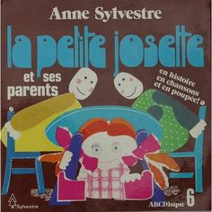 album cover. La Petite Josette is a song by Anne Sylvestre.