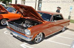 1964 Chevy Nova - CLEAN