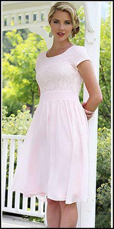 Isabel Dress (Pink)