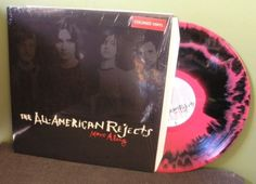 $75 All-American-Rejects-Move-Along-LP-OOP-Vinyl