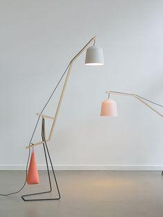 Luminária 'Floor Lamps'