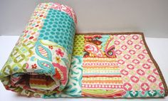 Cute Quilt!  On my To-Do list...