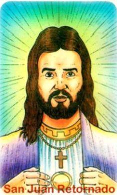 Las trece palabras de San Juan Retornado es una oración que se usa para devolver trabajos con estas trece palabras de San Juan retornado
