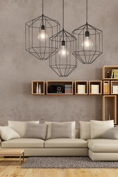 Direct light powder coated steel pendant lamp LORI by Gibas design Giulio Giacomozzi