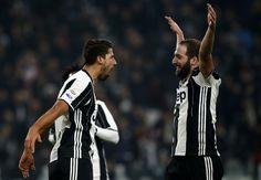 @Juventus #Khedira e #Higuain #9ine