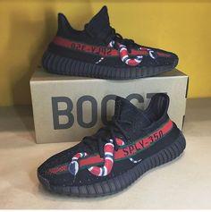 adidas Yeezy BOOST 350 V2 Gucci Customs