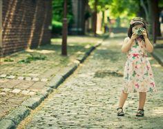 Initier son enfant à la photographie... #Art #Artiste