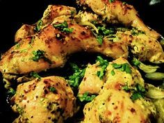 Paleo Slow Cooker Cilantro Lime Chicken--so moist and delicious!
