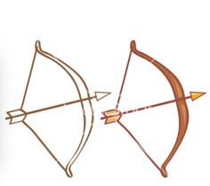 Tattoo Idea bow & arrow
