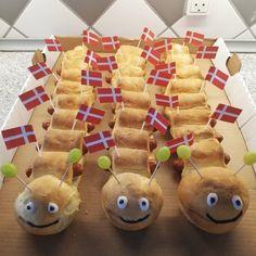 Birthday Celebration, Birthday Parties, Frozen Yoghurt, Food Humor, Sweet Cakes, Creative Food, Food Art, Kids Meals, Baby Birthday