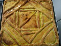 Esta es la segunda empanada de xoubas que tengo publicada pero con diferencias en la masa y el relleno.   La masa de esta empanada es ...
