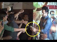 Emraan Hashmi selling Salman Khan's KICK movie tickets - WHY? Movie Tickets, Salman Khan, Kicks, Youtube, Movies, Fictional Characters, Films, Cinema, Movie