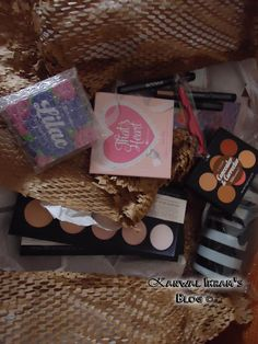Kanwal Ikram's Blog: Haul From BH Cosmetic
