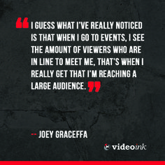 All you Joey Graceffa fans check out the conversation he had with VIdeoInk  http://www.thevideoink.com/features/storytelling-youtube-superstar-profile-joey-graceffa/#.U6Hiky-aQUu #youtube #quotes