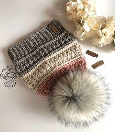 Bonnet Crochet, Crochet Beanie Pattern, Knit Crochet, Stitch Patterns, Knitting Patterns, Crochet Patterns, Knitting Hats, Pdf Patterns, Motifs Beanie
