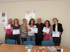 Attitudes Training in Holland.