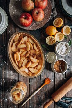 Stock photo of Homemade Apple Pie with whipped cream by natasamandic Come Reza Ama, Homemade Apple Pies, Aesthetic Food, Autumn Aesthetic, Fall Recipes, Food Styling, Pumpkin Spice, Food Inspiration, Love Food