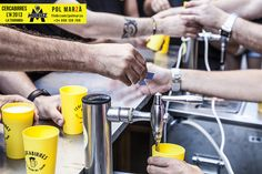 #Moritz @Moritz Barcelona #beer #CorreBars #CercaTasques #L'H #primavera
