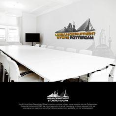 logo voor stichting van eigenaren en winkeliers centrum Rotterdam by C. Sabrina