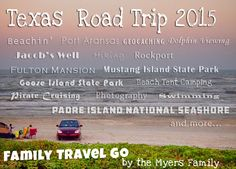 The story of our family Texas beach camping adventure along the Gulf beaches at Mustang Island, Padre Island, Port Aransas and Goose Island State Park!