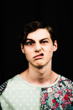 Darwin Gray photographed by Mark Elzey