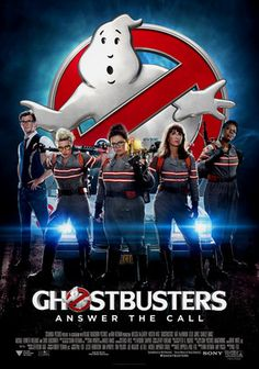 Ghostbusters (2016) Melissa McCarthy, Kristen Wiig & Kate McKinnon In this reboot of the 1984 classic, it's the ladies doing the ghost-busting. After writing a book suggesting that ghosts are real, Erin Gilbert and Abby Yates are called upon to lead the fight when spooks overrun Manhattan.