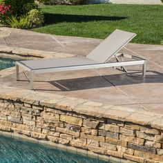 Enjoy your patio again with the Christopher Knight Home Cape Coral chaise lounge. Curl up with your favorite book or magazine and relish in the sunlight in complete comfort.