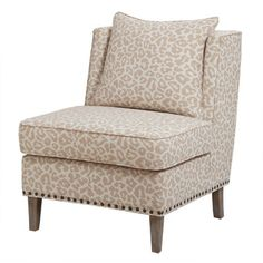 Leopard Maurice Chair | Leopards, Art decor and Modern