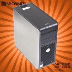 Build Your MICOMP Dell Tower Desktop Computer PC Core 2 Duo Windows 10 Custom PC http://www.ebay.com/itm/Build-Your-MICOMP-Dell-Tower-Desktop-Computer-PC-Core-2-Duo-Windows-10-Custom-PC-/231890520023?var=531118808516