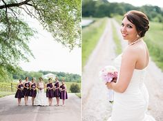 rustic purple vineyard wedding   Carretto Studio Photography