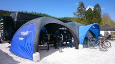 Testing in Fort William at BDS Fort William, Bicycles, Outdoor Gear, Tent, Sports, Products, Hs Sports, Store, Tents