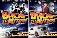 Back to the Future - Playmobil Clicks