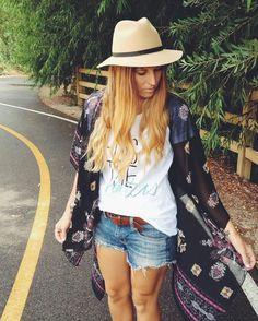 Apparel ~ Gypset Kimono Vest
