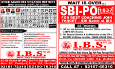 #IBS is best SSC Coaching Institute in Chandigarh  http://ssc-coaching-institute.weebly.com/