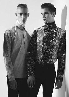 Dominik Sadoch & Jan Purski by Lukasz Pukowiec - Harper's Bazaar Men Thailand, Spring 2014