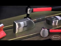 Specialty Hammers & Dollies Plus How To Use Them! - YouTube
