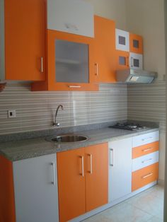 Minimalist Kitchen Interior Decor Bedroom Modern Cabinets